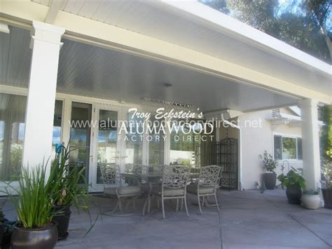 Patio Cover Diy by Alumawood Patio Cover Gallery Alumawood Factory Direct