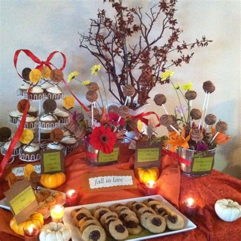 table shower san jose 146 best images about autumn shower wedding on pumpkins lace dress white and place