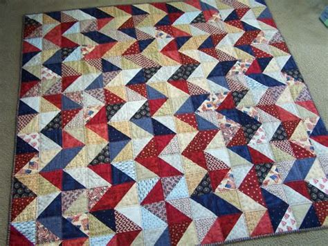 zig zag quilt pattern using triangles 17 best images about ideas for my new bed quilt on