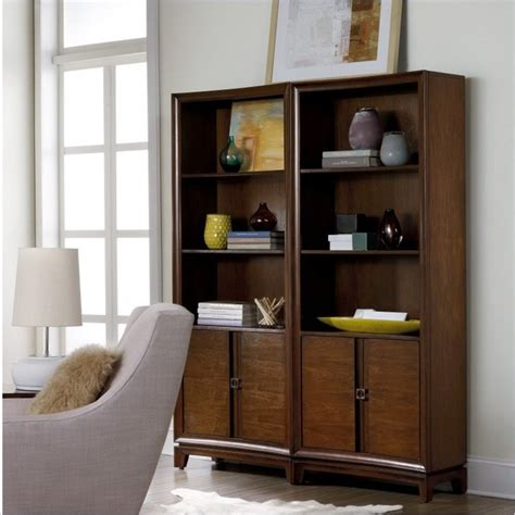 hooker furniture felton bunching bookcase traditional