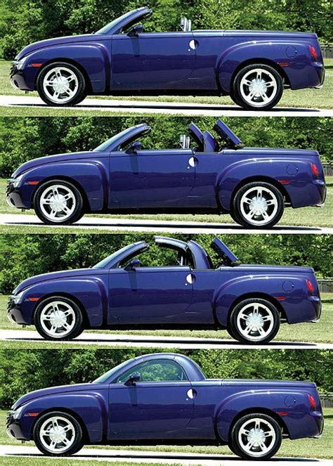 how make cars 2003 chevrolet ssr head up display 2003 chevrolet ssr review price specs road test truck trend