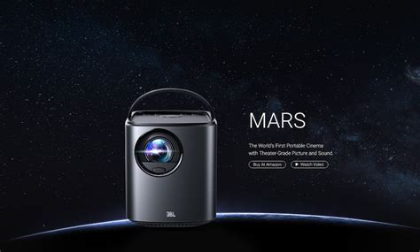 anker nebula mars ces 2018 anker releases nebula capsule a can sized