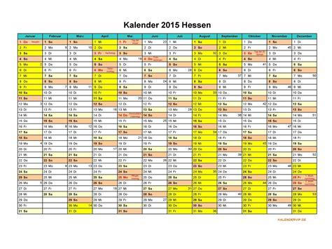 Bersicht Kalender 2015 Image Gallery Schulferien 2015 Hessen