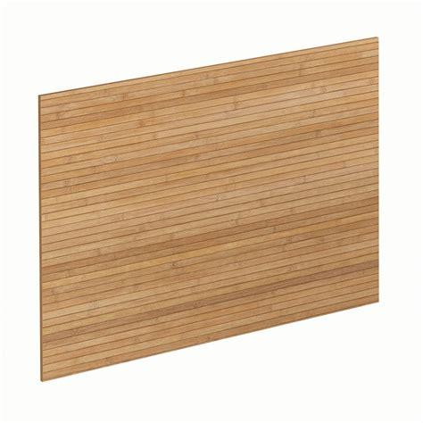 panneaux muraux cuisine leroy merlin lot de 2 panneaux bambou spaceo leroy merlin