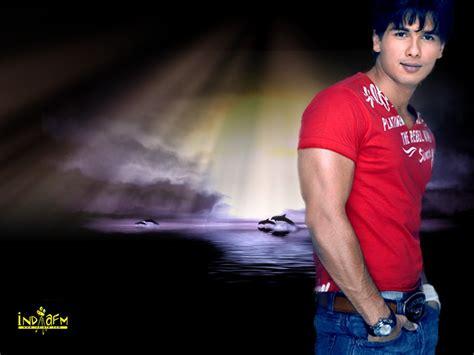 hot celebrities sexy babs sahid kapoor wallpaper indian