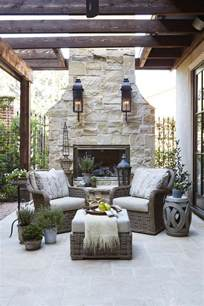 patio decor best 25 traditional homes ideas on california