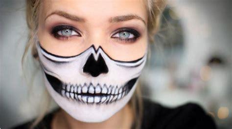 imagenes de uñas pintadas ala mitad maquillaje halloween para mujer 161 lo m 225 s top para este 2017