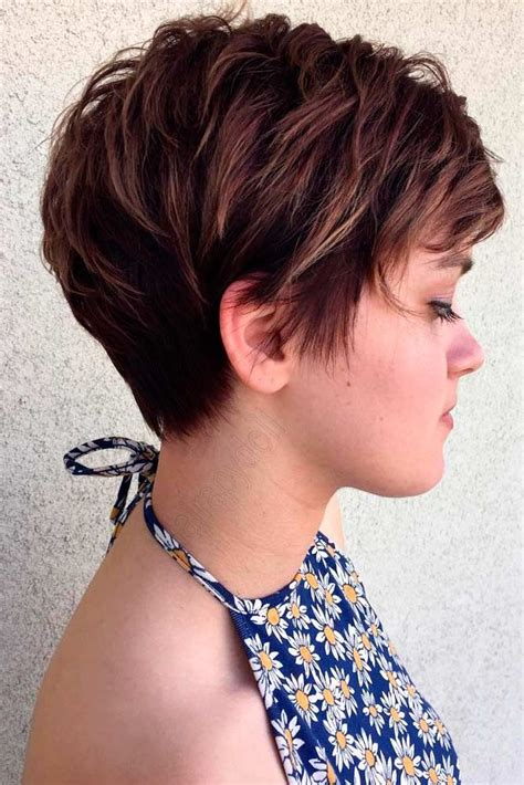 how to cut a choppy hairstyle the 25 best short layered haircuts ideas on pinterest