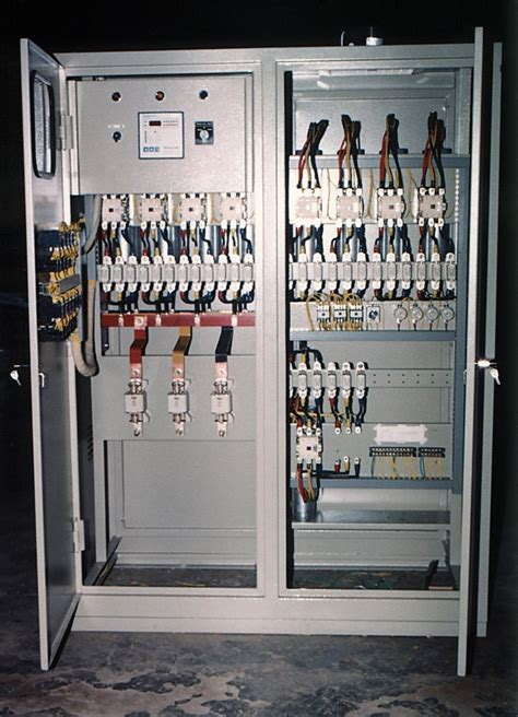 Alat Ukur Listrik 3 Phase gogeneration fungsi spesifikasi beban dan komponen panel