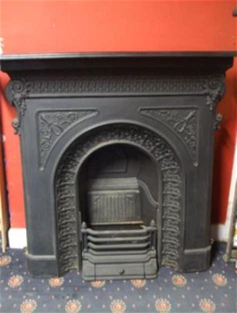 Antique Cast Iron Fireplace by Antique Cast Iron Fireplace Vintage