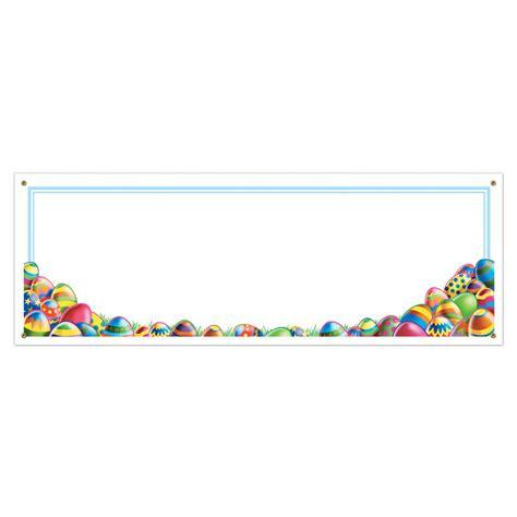 design your banner design your own easter egg hunt banner