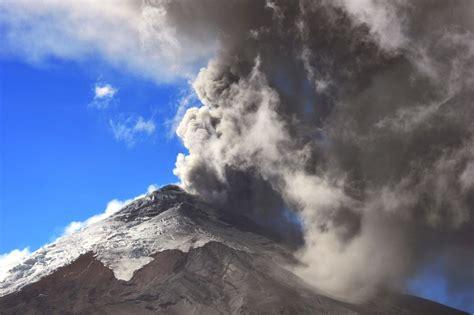 imagenes satelitales volcan cotopaxi cr 243 nicas de la erupci 243 n del volc 225 n cotopaxi 2015