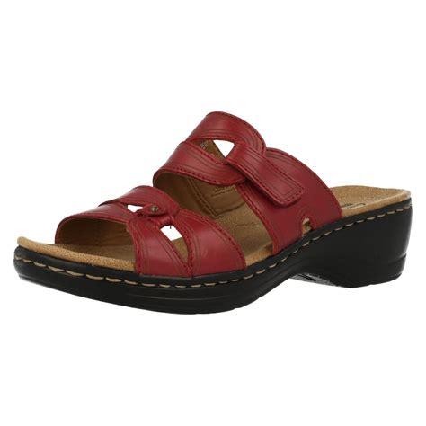clarks sandals clarks classic mule sandals hayla ebay