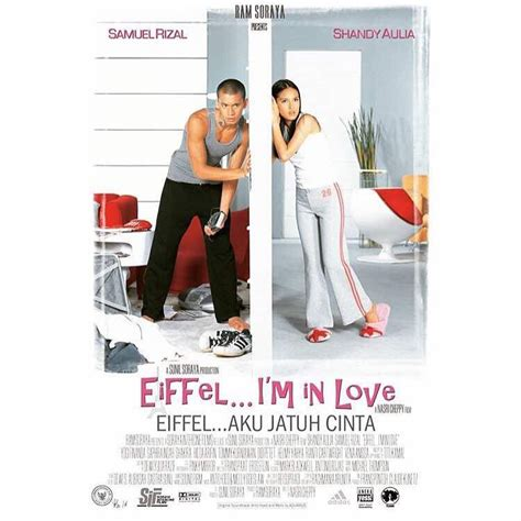 lagu film eiffel i m in love 10 potret serunya di syuting film eiffel i m in love 2