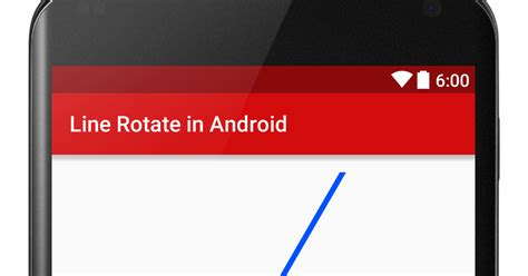 how to flip a on android how to rotate a line in android viral android tutorials exles ux ui design
