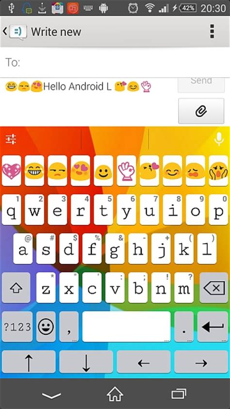 how to get emojis on android how to get all the ios 8 and android emojis via emoji keyboard on your device android forums