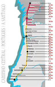 camino portugues my camino portugu 233 s stages the camino provides