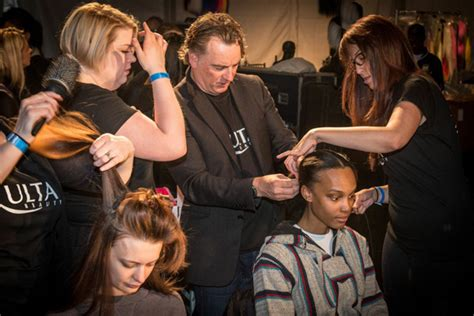 salon centric hair show 2014 the salon at ulta beauty backstage at the school of the