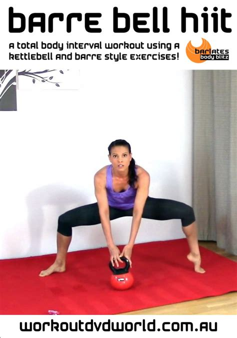barre bell hiit dvd