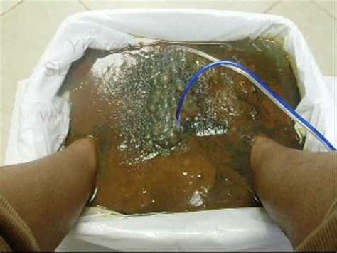 Detox Foot Soak Hoax by Believe It Or Not Presents A Foot Detox