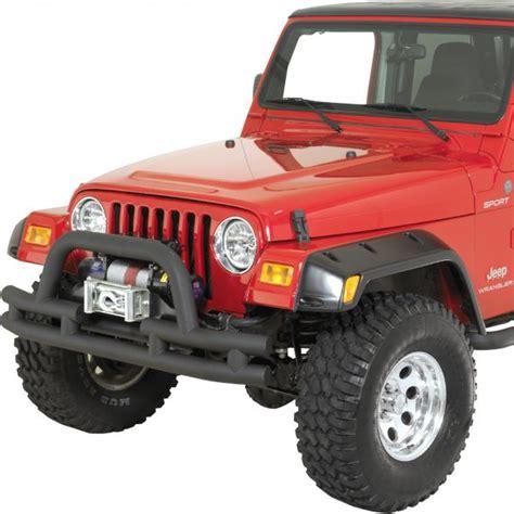 Jeep Winch Bumper Rugged Ridge 11561 03 Rugged Ridge Front