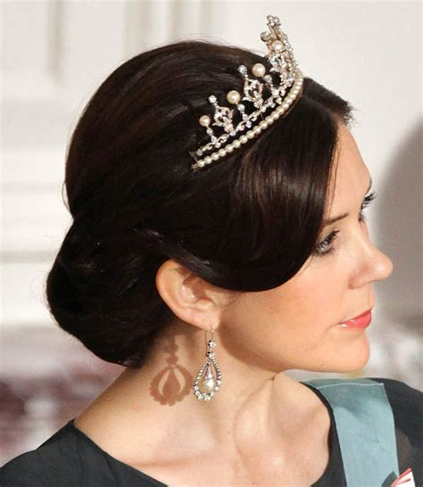 Wedding Hairstyles Through The Ages by The Royal Order Of Sartorial Splendor Tiara Thursday