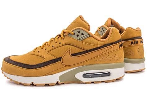 soldes nike air max bw wheat chaussures homme chausport