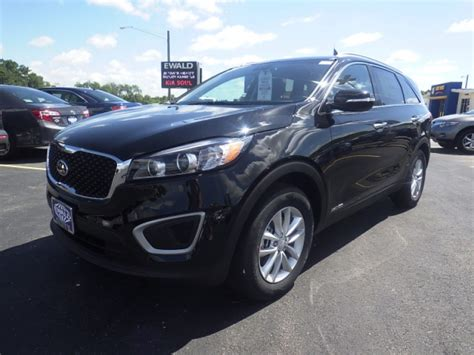 Kia Suv Lease 2017 Kia Sorento For Lease With Ewald Ewald Kia