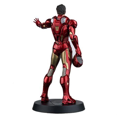 Figure Marvel Avanger Iron Manboneka Solar Iron Marvel Iron Figurine From The 13 8 Cm