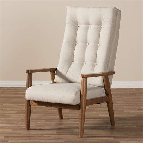 baxton studio brighton button tufted upholstered modern baxton studio roxy mid century modern walnut brown finish