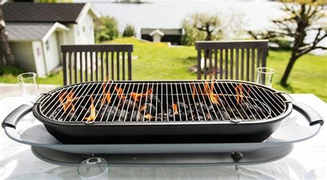 Table Top Bbq Grills by Tabletop Charcoal Grill 190 Ikea Table Tops