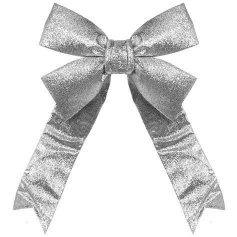 glitter silver ribbon clipart clipart suggest