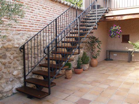 modelos de escaleras exteriores para casas de escaleras exteriores casas jos lmb escalera exterior