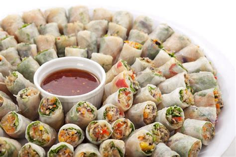 finger foods food catering delivery only gourmet