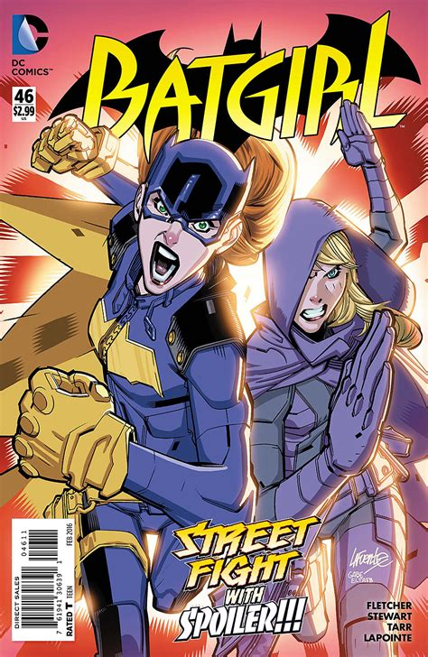 Vol 46 Returns batgirl volume 4 issue 46 batman wiki fandom powered
