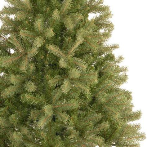 45 foot artificial christmas tree 4 5 ft unlit feel real downswept douglas fir artificial tree pedd4 503 45 the home