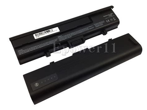 Original Baterai Dell Xps 1330 M1330 Series Wr050 312 0566 5200mah battery for dell xps m1330 inspiron 13 1318 wr050 pp25l fw302 0cr036 ebay