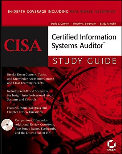 certified information systems auditor cisa cert guide certification guide books creel s books just launched on usa marketplace pulse