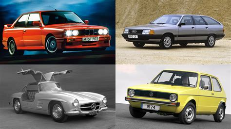 best german the top 100 german cars of all time motoring research