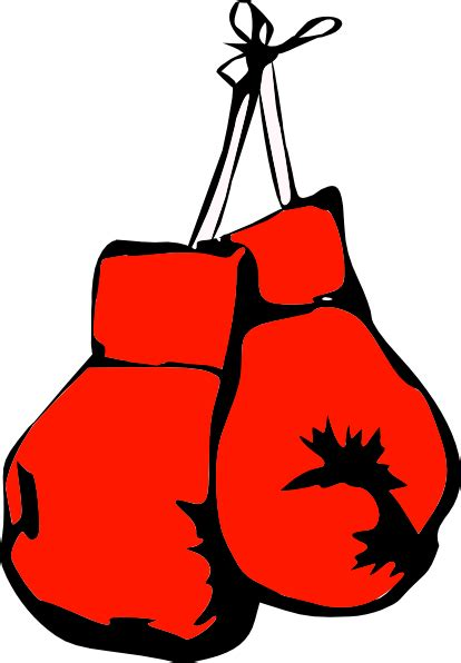 boxing clipart boxing gloves clip at clker vector clip