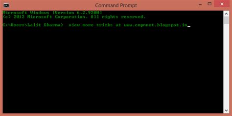 cmd colors how to change command prompt color permanently cmpnnet