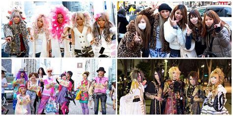 Baju Fashion Yang Gaya Dan Hitsbahannya Lembut Dan Nyaman Di Pakai fashion 6 gaya busana jepang yang heboh dan mendunia vemale