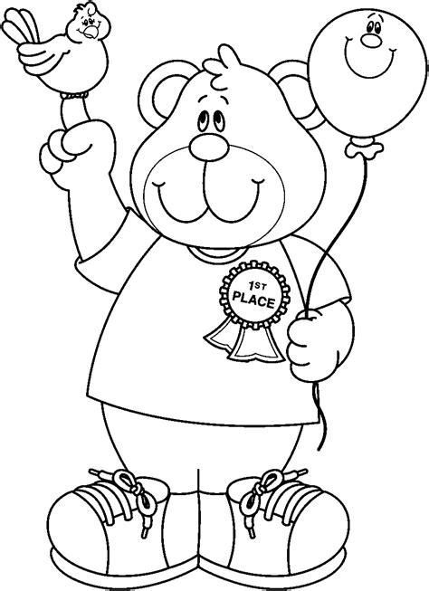 free carson dellosa children coloring pages