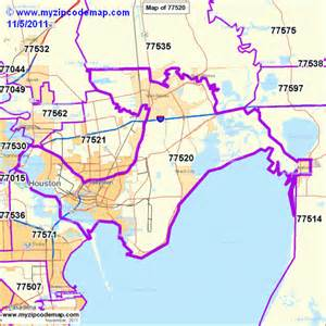 zip code map of 77520 demographic profile residential