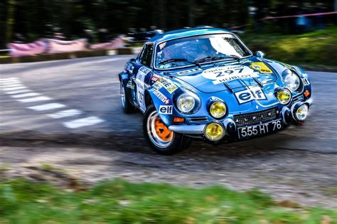 renault alpine a110 rally alpine renault a110 from racerlink racing pinterest