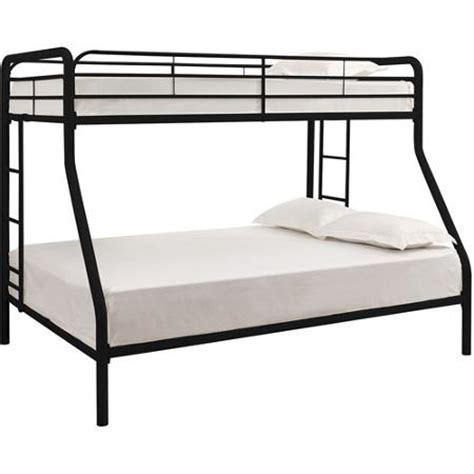 Dorel Twin Over Full Metal Bunk Bed Multiple Colors Ebay Dorel Metal Bunk Bed