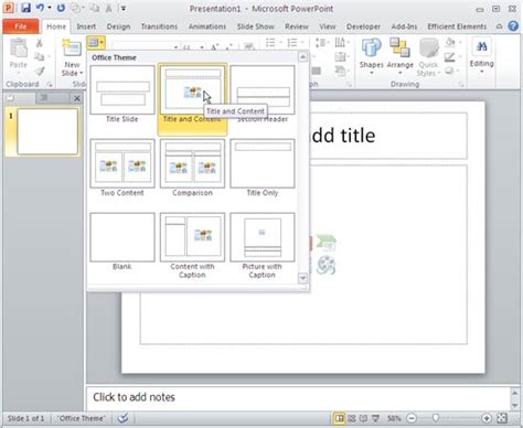 Powerpoint 2010 Organization Chart Add In Org Chart In Powerpoint 2010