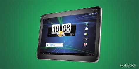 at t android tablet htc jetstream lands with android 3 1 and at t 4g lte skatter