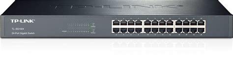 Switch Hub 24 Port D Link Gigabit tp link 24 port gigabit ethernet rack mount switch