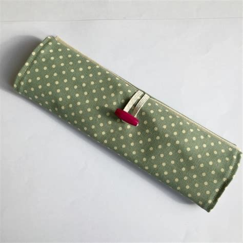 Handmade Pencil Cases - pencil handmade artist s roll up ethical kidz